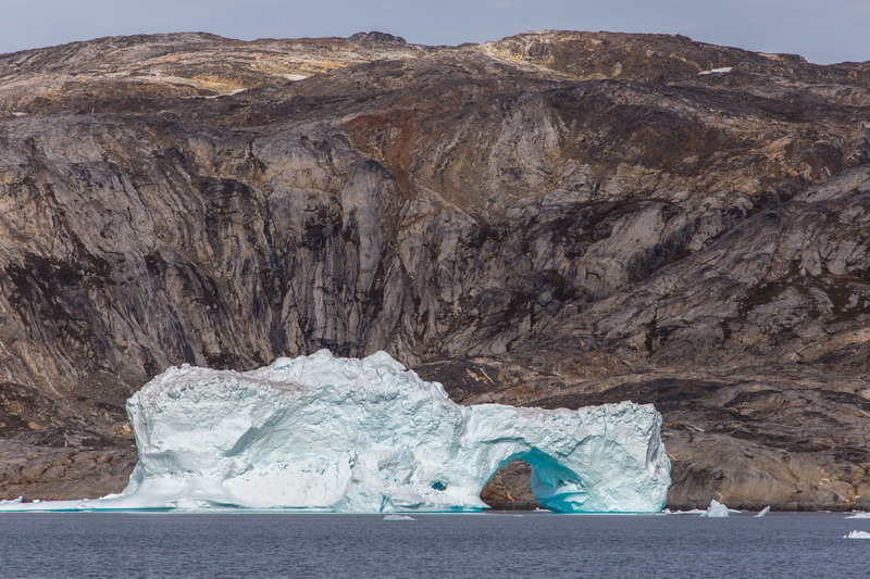 Day 3 – Icebergs….