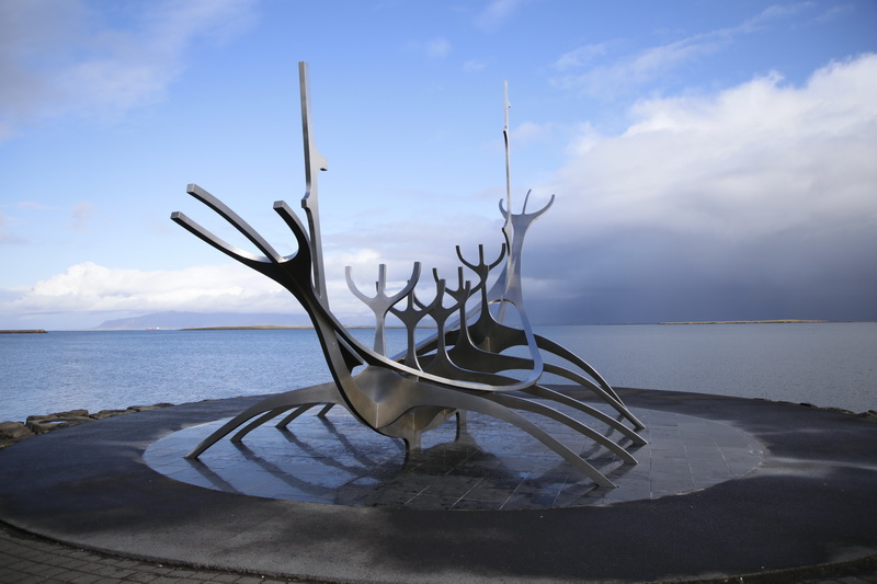Last day of trip: Reykjavik