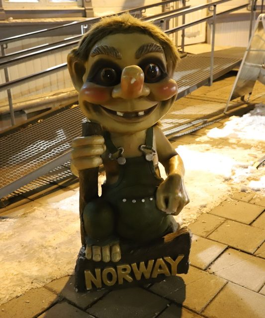 Norway again…