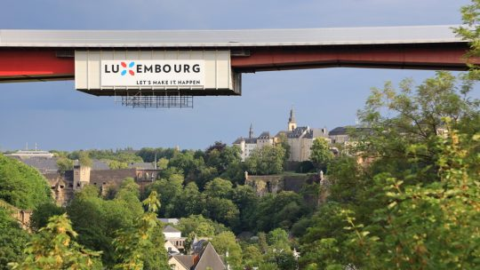 Luxembourg Day 1