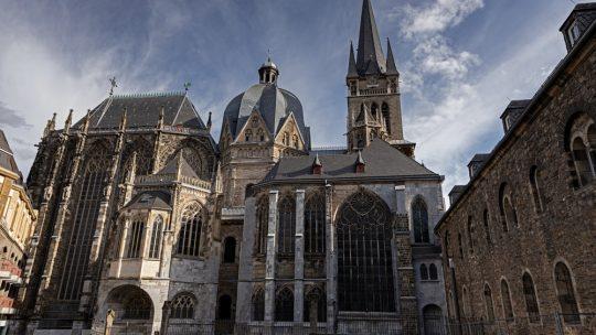Aachen – Aix la Chapelle